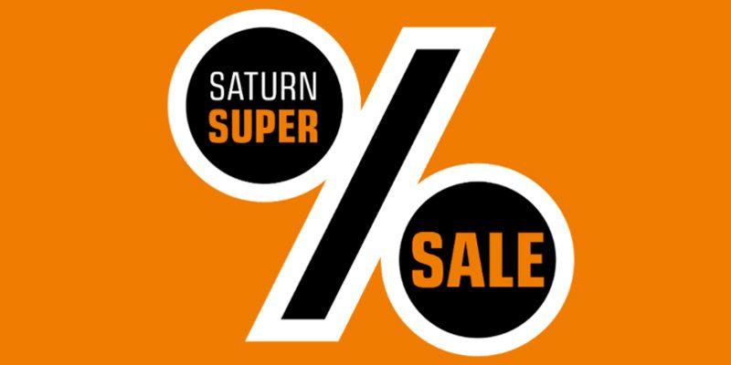 Saturn Super Sale: z.B. bis zu 300€ Direktabzug auf Notebooks oder 50€ Direktabzug auf Kaffeevollautomaten, etc.
