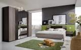 Vollständiges Schlafzimmer in Eichefarben für nur 249€ inklusive Versand!