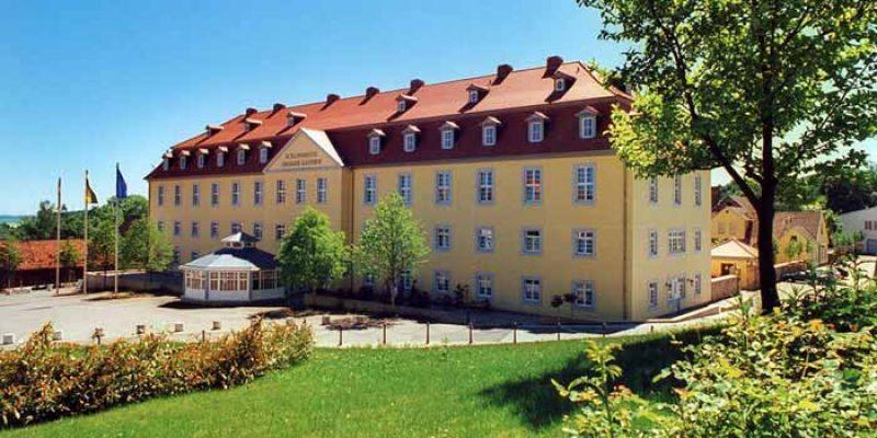 2 Übernachtungen im Schlosshotel Ballenstedt im Harz inkl. Titan RT Brücke für 258€