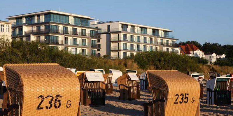 2 Nächte im SEETELHOTEL Kaiserstrand Beachhotel auf Usedom für 218€