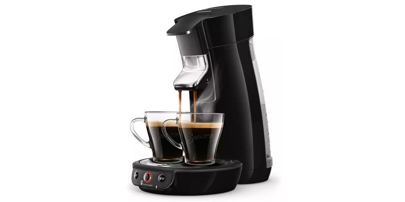 Senseo Viva Café HD6563 Kaffeepadmaschine für 40,99€