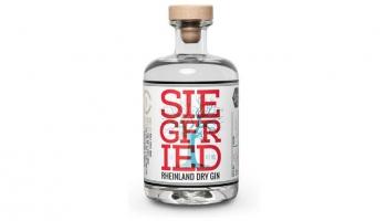 Siegfried Rheinland Dry Gin (0,5 Liter) für 23,99€ – deutscher Premium Gin