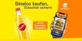 Lieferando Sinalco Aktion: 5€ Lieferando Gutschein beim Kauf von Sinalco Limo