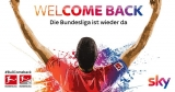 Sky Fußball Bundesliga Konferenz (1. & 2. Liga) live im Free TV – Sky Sport News HD [am 16. & 17.5, 23. & 24.5]