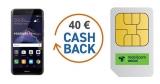 Telefónica o2 Smart Surf Tarif + Huawei P8 Lite 2017 für 3,99€/Monat