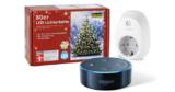 Smarter Weihnachtsbaum: Echo Dot + TP-Link Steckdose + 80er LED Lichterkette für 54,99€