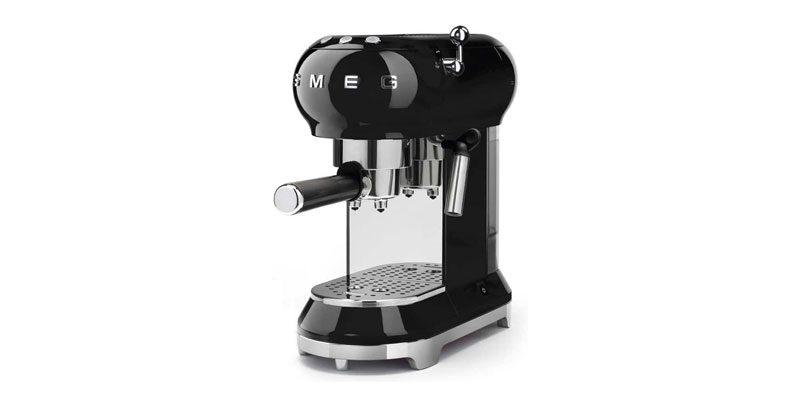 Smeg Espressomaschine ECF01 (schwarz) für 250,25€