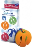 Sockstar Sockenklammern – Socken aufhängen leicht gemacht!