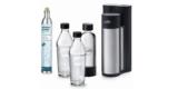 Sodapop Harold Wassersprudler + 2x Glaskaraffen + 1x PET Flasche + 1x CO2 Zylinder für 69,99€