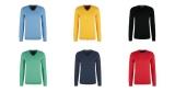 3x s.Oliver Strick-Pullover (blau, rot, grün, gelb, schwarz oder grau) für 39,99€ [13,33€ pro Stück]