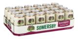 24x Somersby Blackberry Cider (0,33l Dose) für 15,99€ – nur 0,66€ pro Dose
