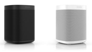 Sonos One SL Bluetooth Lautsprecher ohne Sprachsteuerung für 134,99€