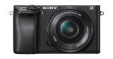 Sony Alpha 6300 Systemkamera mit L-Kit 16-50 mm Objektiv für 666€