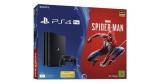 Sony PlayStation 4 Pro 1TB + Spiderman für 349€