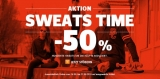 50% Rabatt: Pullover Aktion (Bench, Billabong, Tom Tailor, etc.) bei Sportscheck