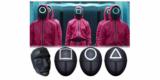 4x Squid Game Masken für 37,95€ – perfekt für Halloween (Lieferzeit 1 – 2 Werktage)