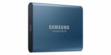 Samsung Portable SSD T5 500 GB Festplatte für 59€