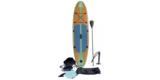 Atrigo Stand Up Paddle Board (SUP Set, türkis) für 173,85€