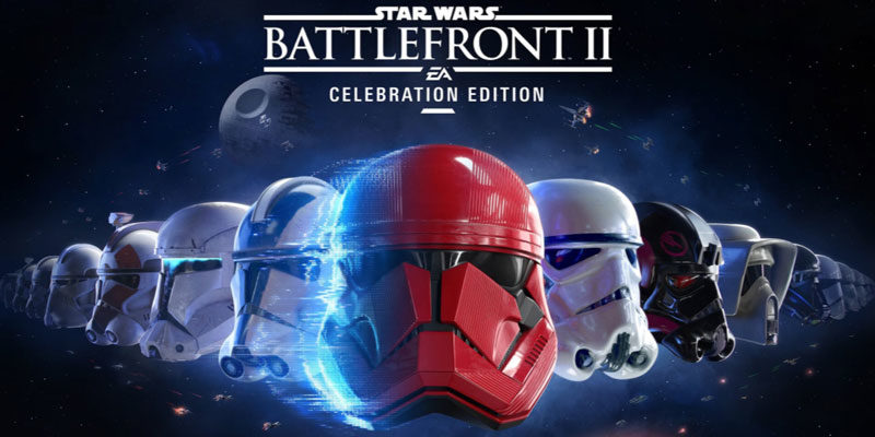Epic Games Store Gratis-Spiel: Star Wars Battlefront II: Celebration Edition für den PC