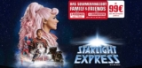 Starlight Express Sommerangebot Family & Friends: 4x Tickets ab 99€