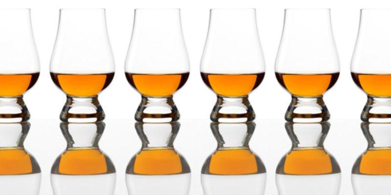 6x Stölzle & Lausitz Glencairn Glass Whiskygläser für 17,95€