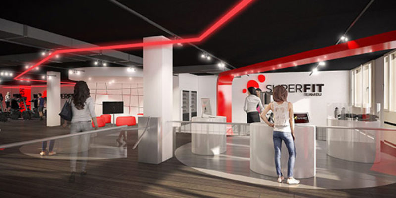 2 Monate SuperFit Fitnessstudio Mitgliedschaft für 16,92€ (Berlin)