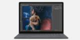 Mircosoft Surface Laptop 3 (13,5 Zoll) mit i5 Prozessor, 8 GB RAM & 128 GB SSD für 690€