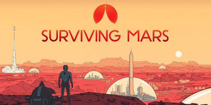 Epic Games Store Gratis-Spiel: Surviving Mars für den PC