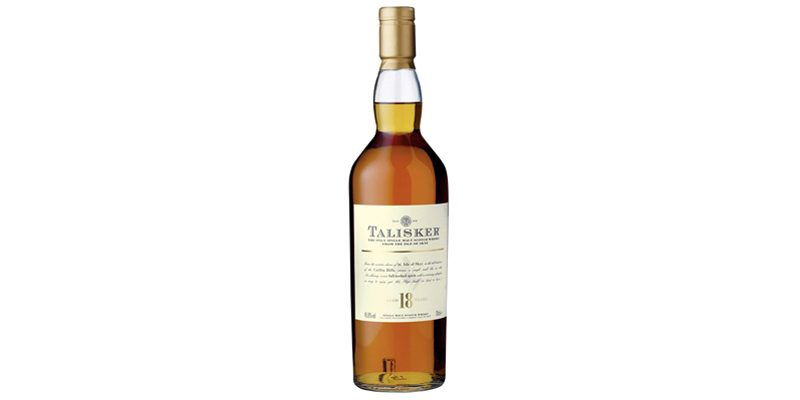 Talisker Single Malt Scotch Whisky – 18 Jahre, 0,7 Liter für 77,21€