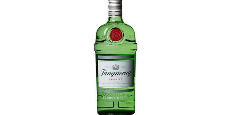 1 Liter Tanqueray London Dry Gin für 13,49€