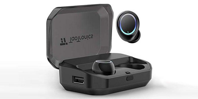 TaoTronics Bluetooth In-Ear Kopfhörer True Wireless 5.0 für 34,99€
