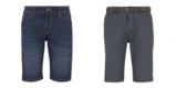 Tara-M Short Special: 2x Shorts (Tom Tailor, s.Oliver, Jack & Jones) nach Wahl für 40€