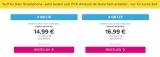 Tarifhaus Handytarife: Allnet-Flat & bis zu 4 GB LTE Flat + 70€ Amazon Gutschein ab 14,99€/Monat