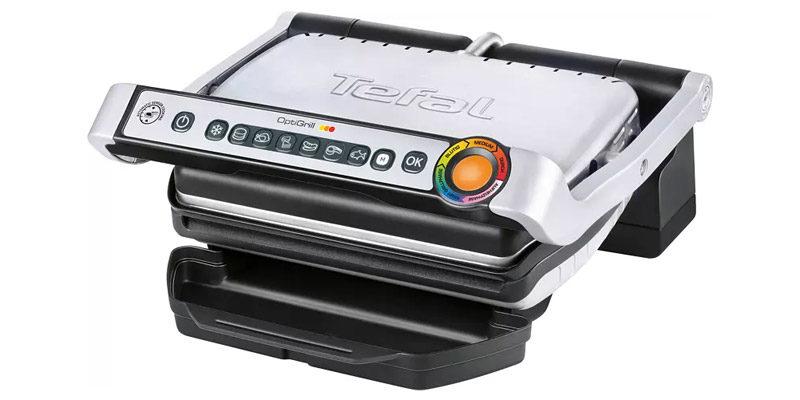 Tefal Optigrill GC705D Kontaktgrill für 90€