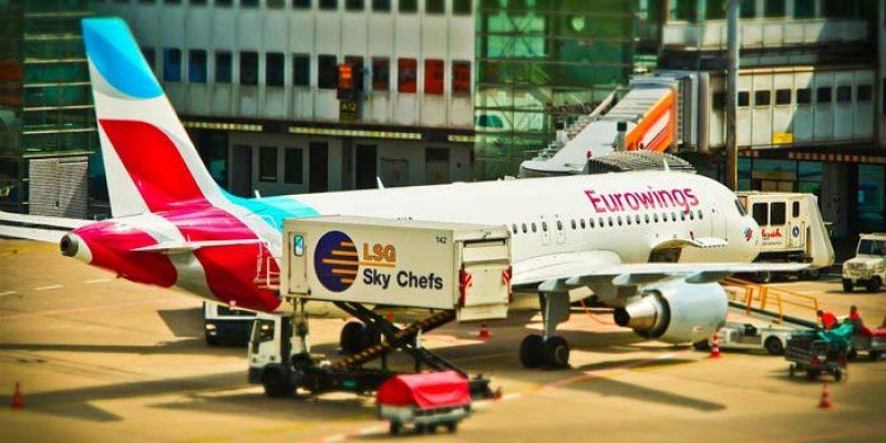 HotSpot Inflight Europa Flat: Gratis WLAN bei Lufthansa, Eurowings & Austrian Airlines [Telekom Kunden]