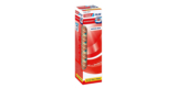 8er Pack Tesafilm Kleberollen (transparent, starke Haftung) für 3,10€