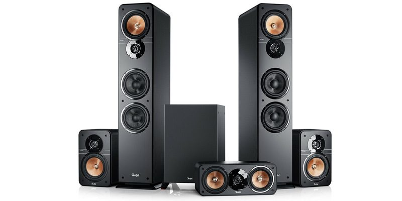 Teufel Ultima 40 5.1 Surround System für 731€