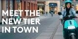 TIER e-Scooter / e-Mopeds Sharing Anbieter – 3 Freifahrten Gutschein-Code