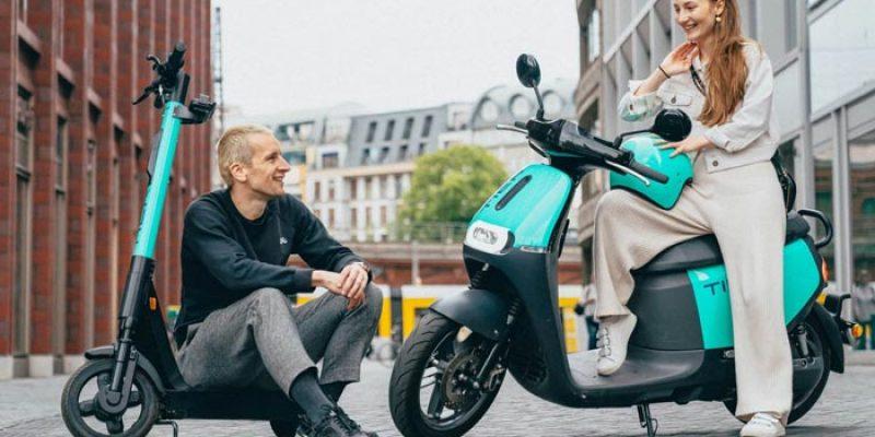 5€ TIER Guthaben über PayPal – auch Bestandskunden (E-Scooter & E-Roller Sharing)