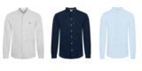 Timberland Mill River Hemd (aus Leinen) in versch. Farben für 36,94€