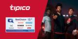 Tipico Sportwetten: 15€ BestChoice-/ Amazon Gutschein für 10€ Sportwette + 100% Wettbonus [Neukunden]