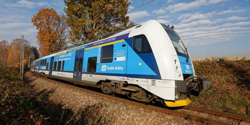 Tschechische Bahn Sommer Ticket: 7 Tage quer durch Tschechien ab 29,74€