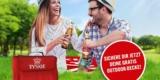 Kostenlose Tyskie Outdoor Decke beim Kauf von 2x Kästen Tyskie Bier