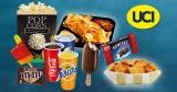 UCI Kinowelt Wertgutschein für Snacks & Drinks: 25€ für 15€ oder 45€ für 25€