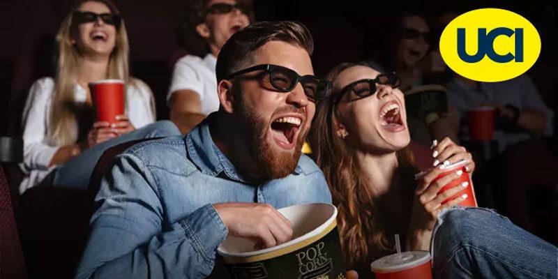 5x UCI Kinowelt Gutscheine für 34,50€ oder 2x Gutscheine für 14,50€ bei Groupon
