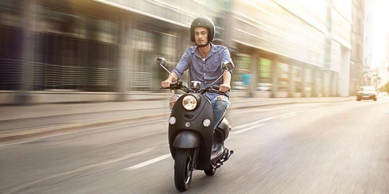5% unu Elektro-Roller Gutschein + gratis Helm: 2 kw E-Roller ab 2.184,05€