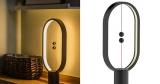 Utorch LED Tischlampe DH09 mit Magnetkugeln zur Bedienung für 13,74€