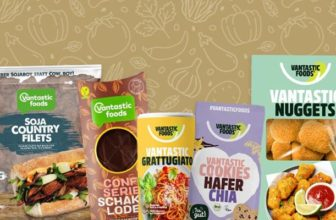 Vantastic Foods Gutschein: 5€ Rabatt auf vegane Produkte