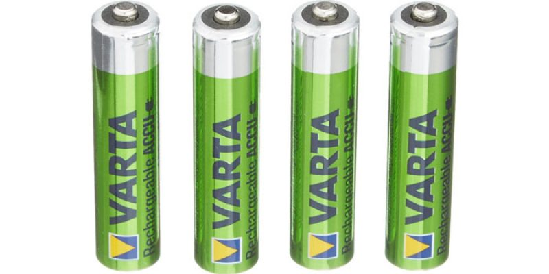 10x 4er Pack Varta Ready2Use Akku AAA 800mAh für 15,40€