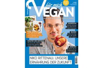 Vegan für mich Jahresabo (8 Ausgaben) für 9,95€